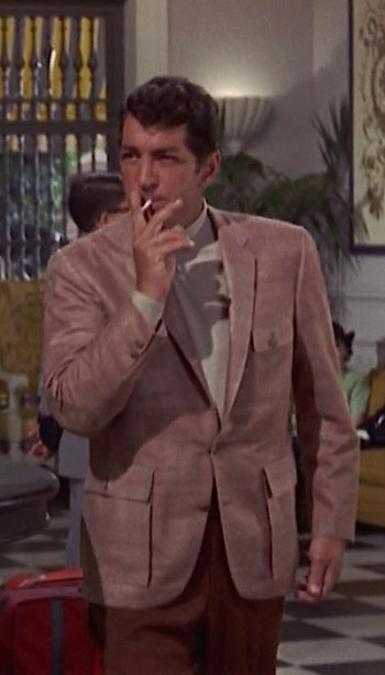 Dean Martin as Matt Helm in The Silencers (1966)