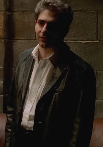 "Michael Imperioli as Christopher Moltisanti on The Sopranos (Episode 4.02: ""No Show"")"