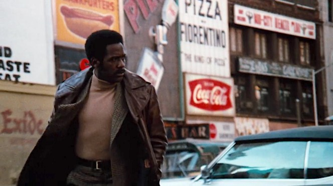 Shaft owns the streets of 1971 New York City.