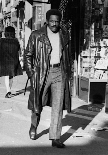 Richard Roundtree as John Shaft in Shaft (1971)