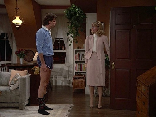 """""""Come on, I'm losin' the mood here, Diane."""""""