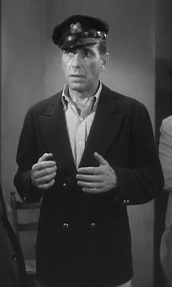 Humphrey Bogart as Harry Morgan in To Have and Have Not (1944)