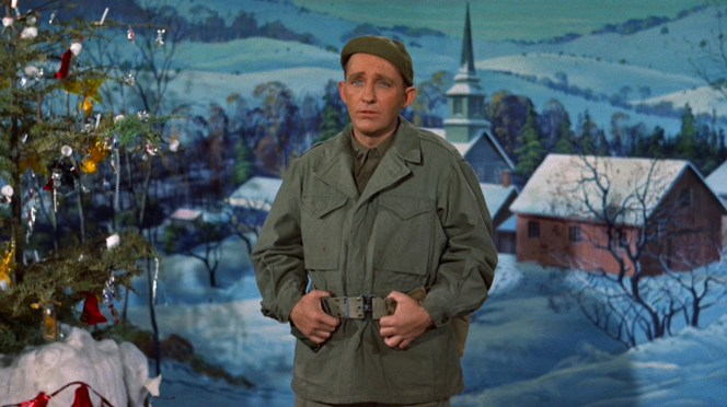 ♫ I'm dreaming of a field jacket / Just like the ones troops used to wear... ♫