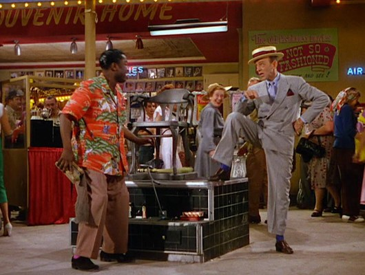 While I aspire to dress like Fred, my more frequent attire is likely more in line with the shoeshiner's ensemble.