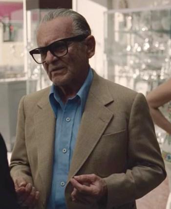 Joe Pesci as Russell Bufalino in The Irishman (2019)