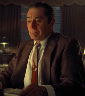 Robert De Niro as Frank Sheeran in The Irishman (2019)