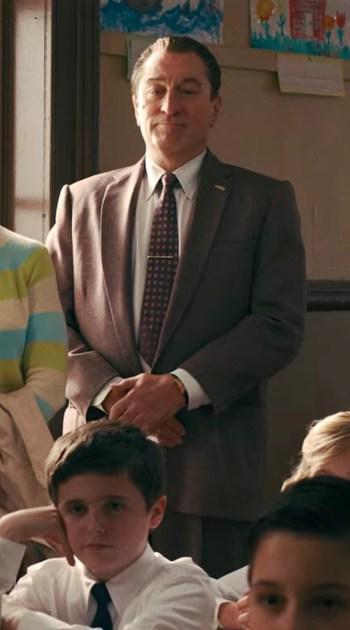 Robert De Niro as Frank Sheeran in The Irishman (2019)