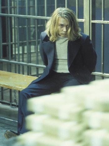 Johnny Depp as George Jung in Blow (2001)