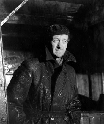 David Niven as Corporal Miller in The Guns of Navarone (1961)