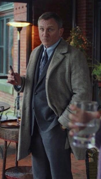 Daniel Craig as Benoit Blanc in Knives Out (2019)