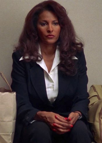Pam Grier as Jackie Brown in Jackie Brown (1997)