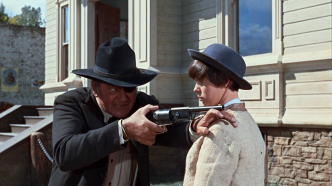 """Why, by God, girl, that's a Colt's Dragoon! You're no bigger than a corn nubbin, what're you doing with all this pistol?"""