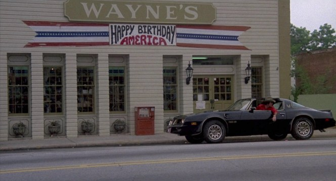 Happy birthday, America... from Burt Reynolds and BAMF Style.