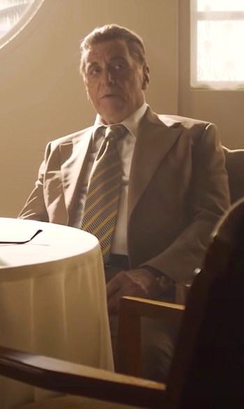 Al Pacino as Jimmy Hoffa in The Irishman (2019)