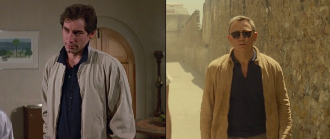 Between Timothy Dalton in The Living Daylights and Daniel Craig in Spectre, the Bond franchise makes it very clear what sort of attire is expected for traveling to Morocco.