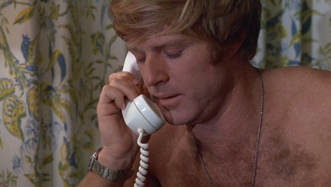 Robert Redford in The Candidate (1972)