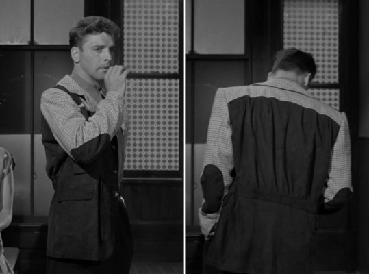 Burt Lancaster in Criss Cross