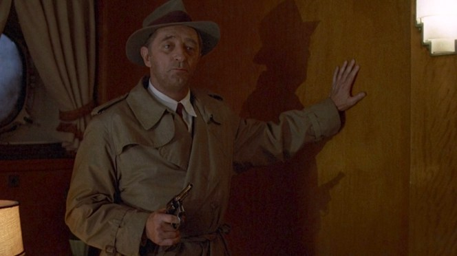 Robert Mitchum in Farewell, My Lovely