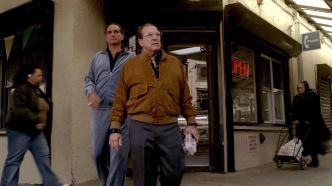 Dan Grimaldi as Patsy Parisi on The Sopranos (Episode 6.08)