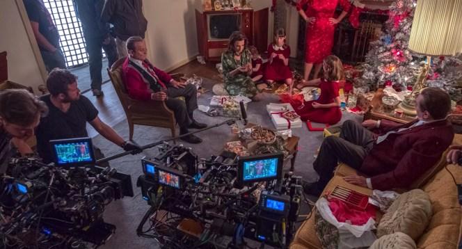 Behind the scenes of The Irishman (2019)