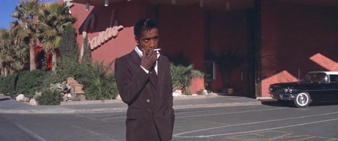 Sammy Davis Jr. in Ocean's Eleven (1960)
