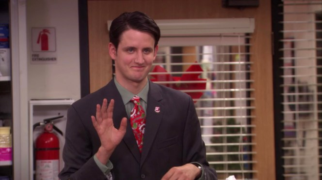 Zach Woods in The Office