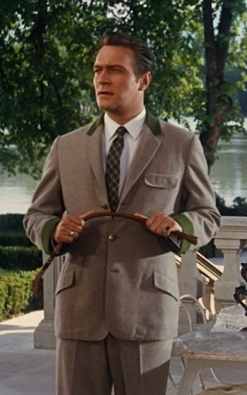 Christopher Plummer as Captain Georg von Trapp in The Sound of Music (1965)