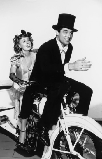Cary Grant and Irene Dunne in The Awful Truth (1937)