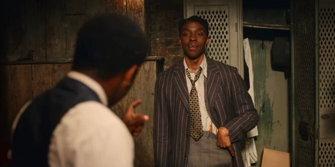 Chadwick Boseman in Ma Rainey's Black Bottom (2020)