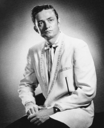 Johnny Cash, circa 1955.