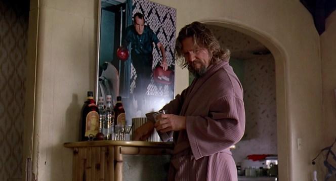 "Jeff Bridges as ""The Dude"" in The Big Lebowski (1998)"