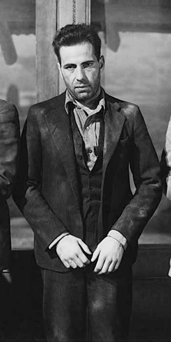 Humphrey Bogart as Duke Mantee in The Petrified Forest (1936)