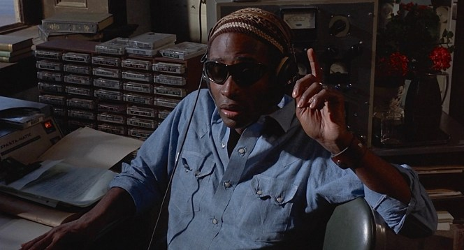 "Cleavon Little as ""Super Soul"" in Vanishing Point (1971)"
