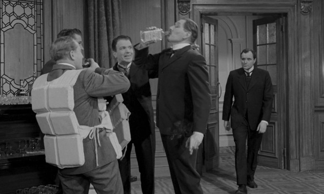 Michael Goodliffe as Thomas Andrews in A Night to Remember (1958)