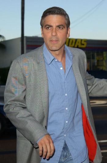 George Clooney, 2002