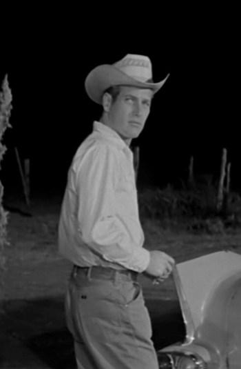 Paul Newman in Hud (1963)