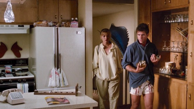 """Mel Gibson as Dale """"Mac"""" McKussic in Tequila Sunrise (1988)"""