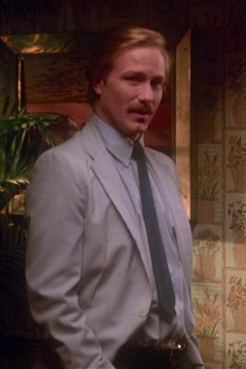William Hurt as Ned Racine in Body Heat (1981)