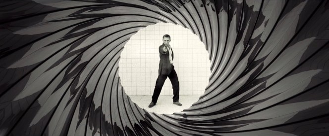 Daniel Craig as James Bond in Casino Royale (2006)