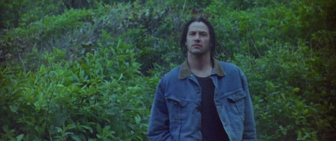 Keanu Reeves as Johnny Utah in Point Break (1991)