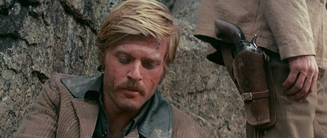 Robert Redford and Paul Newman in Butch Cassidy and the Sundance Kid (1969)