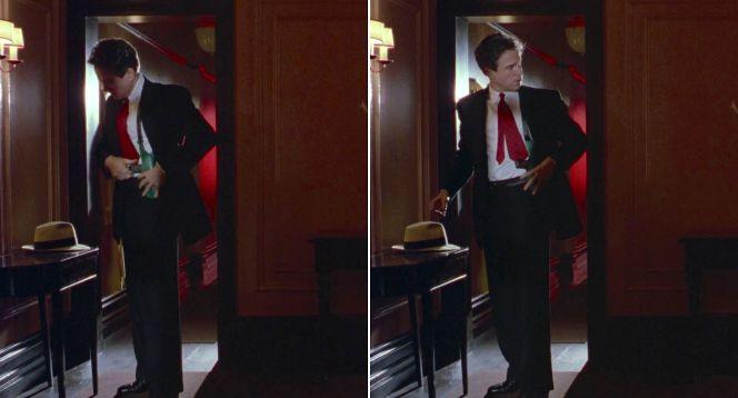 Warren Beatty in Dick Tracy (1990)