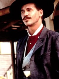 Val Kilmer as Doc Holliday in Tombstone   BAMF Style