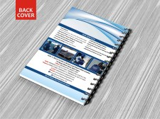 Notepad - Back Cover