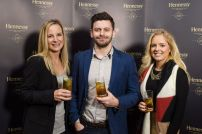 Joanne O'Hagan from Dillon Bass, Darren Diven from ICAN, and Laura Blair from Dillon Bass