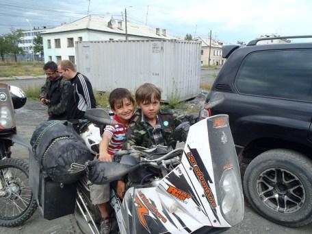 Kids at Suseman