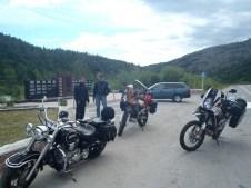 Polar Bears biker Magadan
