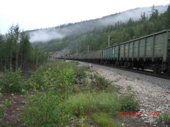 BAM train.