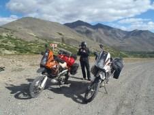 Tenkinskaya Track out of Magadan