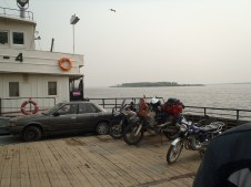 Yakutsk ferry